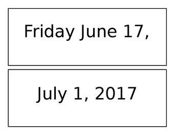 Commas in Dates Sort