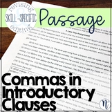 Commas in Introductory Clauses: Skill-Specific Revising an