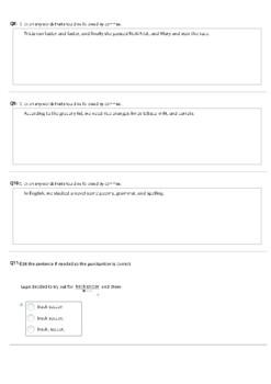 Commas in a Series Set 1 (Technology Enhanced)