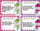 Commas in a Series Winter Edition Task Cards with Digital Access