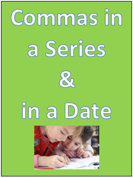 Commas in a Series or a Date Bundle