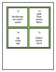 Commas in a Series or a Date Task Cards