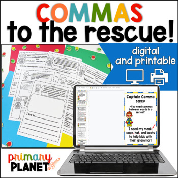 Commas and Using Commas