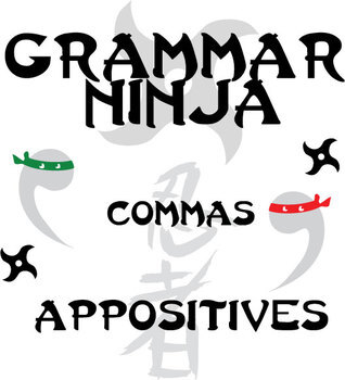Commas w/ Appositives - Grammar Ninja