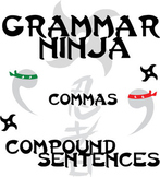 Commas w/ Compound Sentences - Grammar Ninja