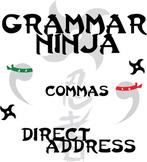 Commas w/ Direct Address - Grammar Ninja