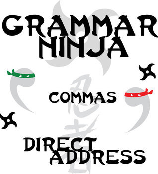 Commas w/ Direct Address - Grammar Ninja