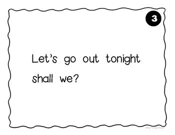 Comma Rules Tag Questions Work Mats for Centers & Scoot Activities ELA TEST PREP