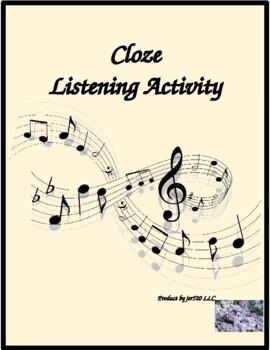 Comme des enfants by Coeur de pirate Cloze listening activity
