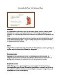 Commedia Dell'arte unit and lesson plans