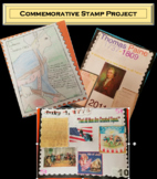 Commemorative Stamp Project and Presentation