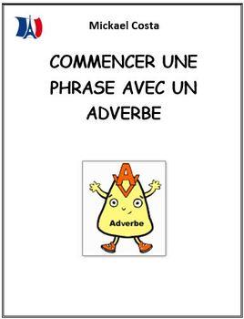 Commencer une phrase avec un adverbe (#79)