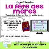 Comment célèbres-tu la fête des meres? French Mother's Day Book & Reading pages