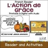 Comment célébrons-nous le jour de Grâce ? French Reader fo