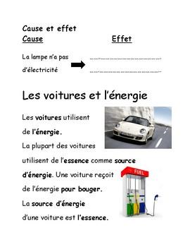 Comment utiliser l'énergie?