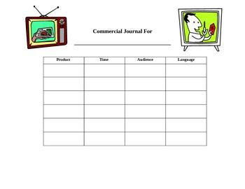 Commercial Log/Journal