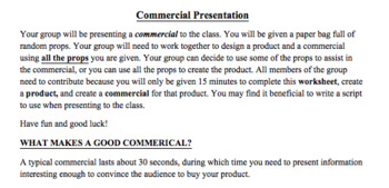 Commercial Presentation