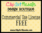 Commercial Use License - FREE
