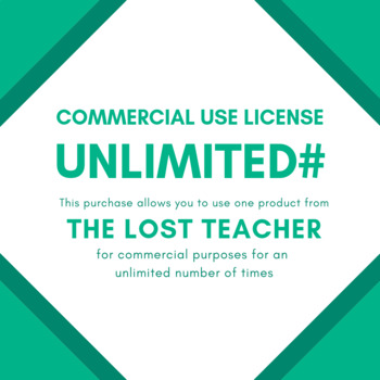 Commercial Use License - Unlimited number
