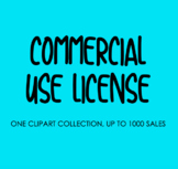 Commercial Use License for Teach.Plan.Love Clip Art