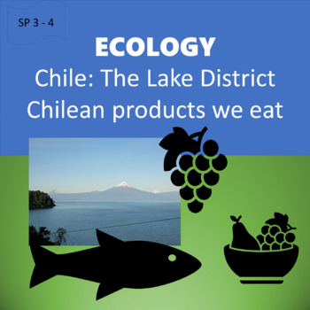 Ecology and tourism: Chile's wonders; 2 thematic units - SP Intermediate 2