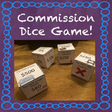 Commission Dice Game!