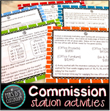 Commission Stations Activity