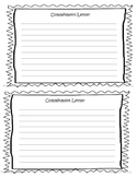Commitment Letter template