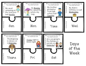 Common Abbreviations Puzzles (Days, Months, Places, Titles and Measurement)