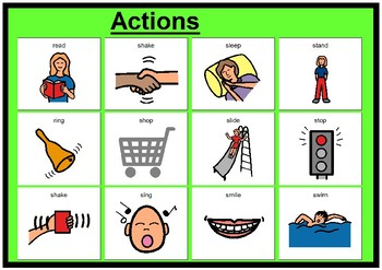 Basic Common Actions