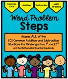 Math Word Problem Steps