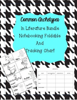 Common Archetypes in Literature Bundle