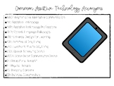Common Assistive Technology Acronyms
