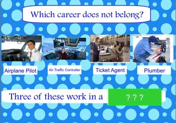 Common Careers Game