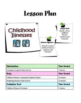 Common Childhood Illnesses Lesson
