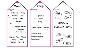 Common Collocations