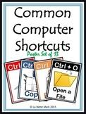 Common Computer Shortcuts