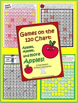 Apples 120 Chart Games