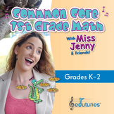 Common Core 1st Grade Math Songs!
