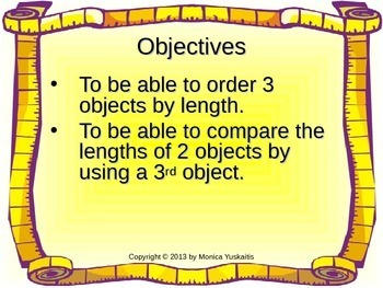 Common Core 1st - Measurement