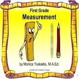 1st Grade Measurement Powerpoint Lesson