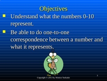 1st Grade Place Value 1 - 0-10 Word, Standard, Place Value Powerpoint Lesson