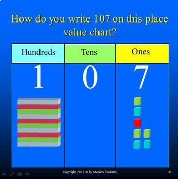 Common Core 1st - Place Value Bundle - 6 Lessons