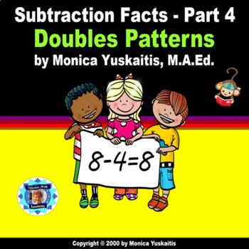 Common Core 1st - Subtraction Facts 4 - Doubles Pattern