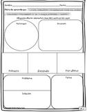 Common Core 1st grade Reading Literature Response Sheets i