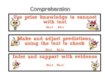 Common Core 1st grade Reading Skills