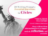Civics: 20 Essential Questions