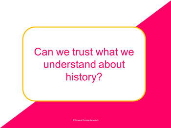 World History: 20 Essential Questions