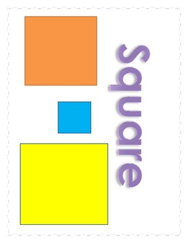 Common Core 2D shapes and attributes