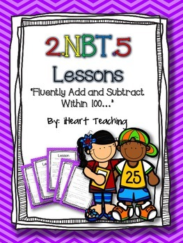 Two Digit Addition and Subtraction Within 100 (2.NBT.5)